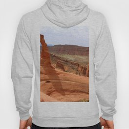 Delicate Arch A Famous Landmark Hoody