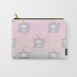 Blossom The Magical Unicorn Carry-All Pouch