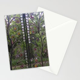Fairy Gate Stationery Cards
