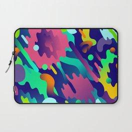 Splash Pattern Laptop Sleeve