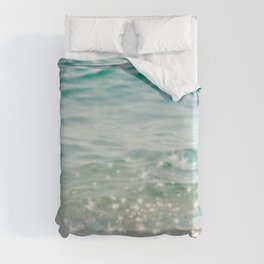 Falling Into A Beautiful Illusion Duvet Cover