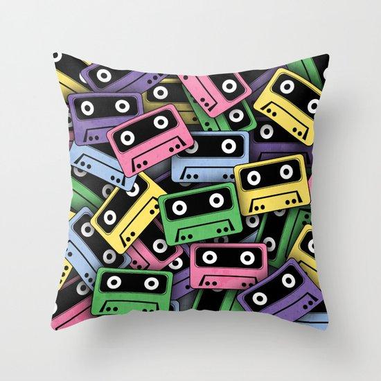 80's Kicks! Throw Pillow