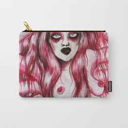 Strawberry Mother Earth Carry-All Pouch