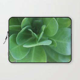 Tropical Sea Greens Laptop Sleeve