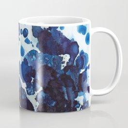 Big ocean waves crashing on the rocks. Coffee Mug