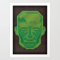 Android Dreams Art Print