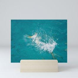 shifting Mini Art Print