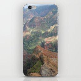 Waimea Canyon iPhone Skin