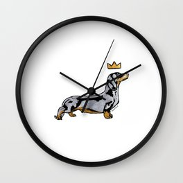 Long Wall Clock