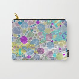 Water Ripples Carry-All Pouch