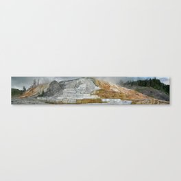 Sulfur Dome Canvas Print