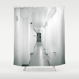 corridor... Shower Curtain