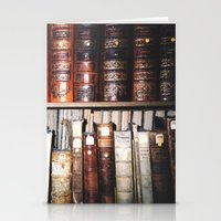 literature Stationery Cards featuring Art & Literature by czossi
