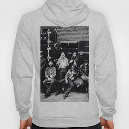 At Fillmore East (Live) 1971 by The Allman Brothers Band - Vectorized Hoody