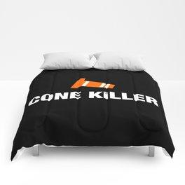 Cone Killer v3 HQvector Comforters