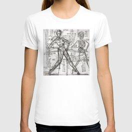 Clone Death - Intaglio / Printmaking T-shirt