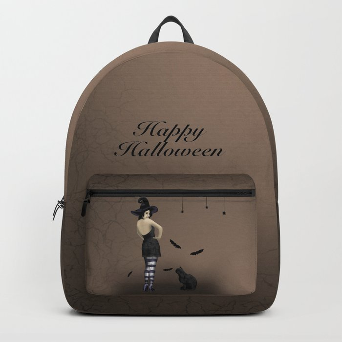 Sassy Witch Backpack