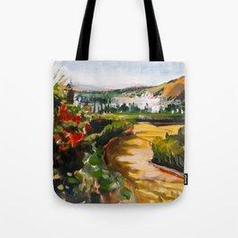 Gardens of La Alhambra Tote Bag