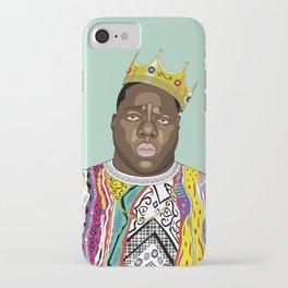 Biggie, notorious BIG iPhone Case