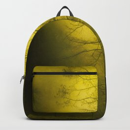 Yellow Mist Backpack