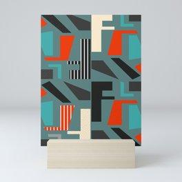 Lost letters Mini Art Print