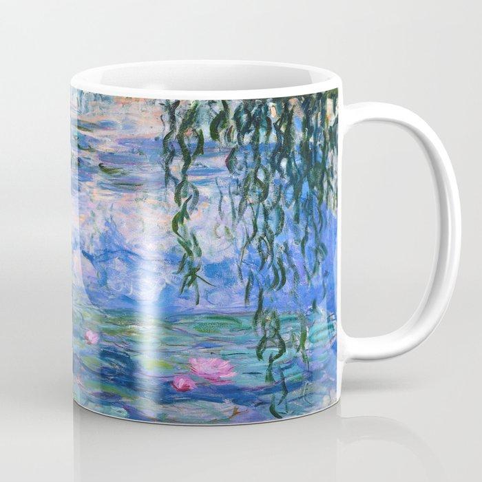 Water Lilies Monet Coffee Mug