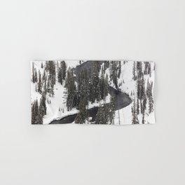 Yellowstone National Park - Lewis River 2 Hand & Bath Towel
