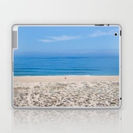 Praia do Norte Laptop & iPad Skin