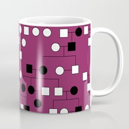 Pedigree Analysis - X-linked Dominant Coffee Mug