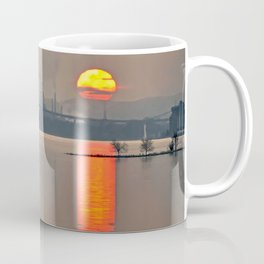 International sunset Coffee Mug