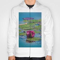 Two water lilies Hoody