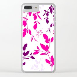 Spring is comming Clear iPhone Case