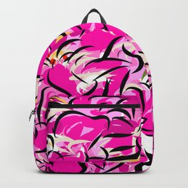 Orchid Bouquet Backpack
