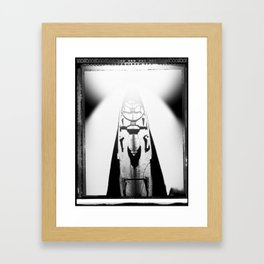 Bonito ascension Framed Art Print