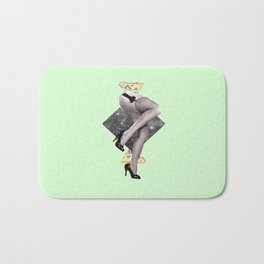 Abstract Legs Bath Mat