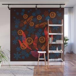 Christmas design Wall Mural