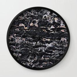 Granite Pattern 45 Wall Clock
