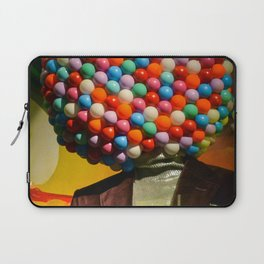 Blowing Bubbles Laptop Sleeve
