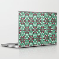 honeycomb Laptop & iPad Skins featuring Honeycomb by Paula Belle Flores