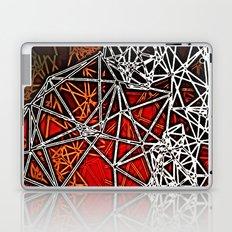 Geometric shadows Laptop & iPad Skin