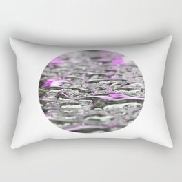 Droplets in Times Square No.3 Rectangular Pillow