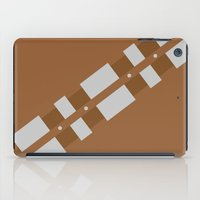 chewbacca iPad Cases featuring Chewbacca by VineDesign