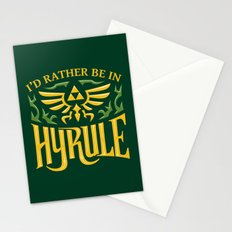 I'd Rather be Adventuring Stationery Cards