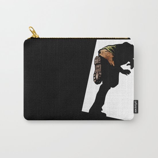 RUN ZOMBIE RUN! Carry-All Pouch