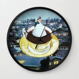 Nightcap Wall Clock
