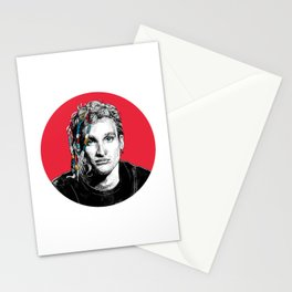 Mr Layne Staley Stationery Cards