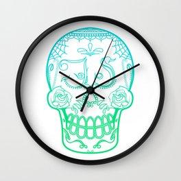 FS Clothing Skull Logo Wall Clock