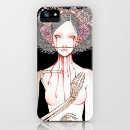 Morior Invictus iPhone Case