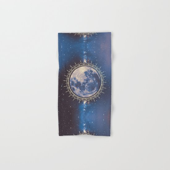moon #2 Hand & Bath Towel
