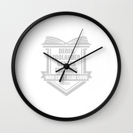 Derek Zoolander Center For Kids Wall Clock